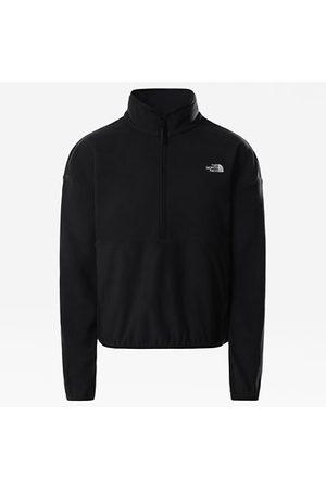 The North Face Femme Sweatshirts - Sweat Court Tka Glacier Pour Femme Tnf Black Taille L