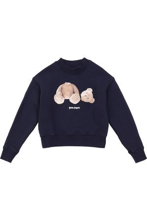 Palm Angels Sweat-shirt ras du cou en coton