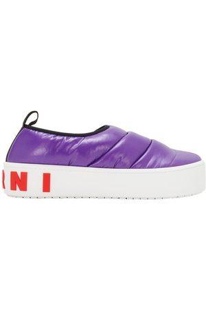 Marni Femme Baskets - Sneakers Paw matelassées