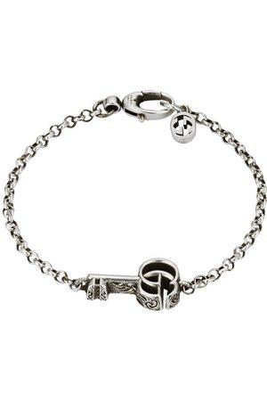 Gucci Bracelet Double G à détail de clé