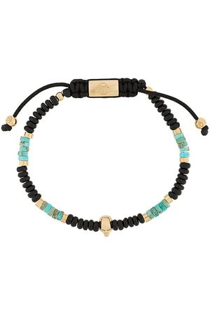 NORTHSKULL Bracelet en perles à tête de mort