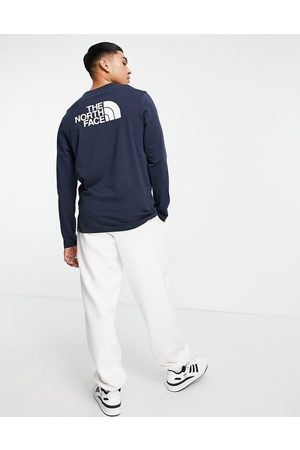 The North Face Easy - T-shirt manches longues - marine