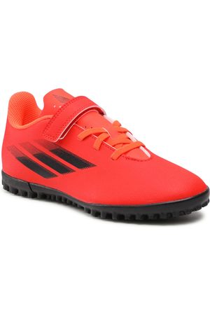 adidas Chaussures - X Spedflow .4 H&L Tf J FY6874 Red/Cblack/Solred