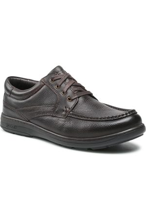 Go Soft Chaussures basses - MI07-B129-A956-01 Chocolate Brown