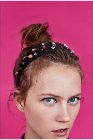 Zara Accessoires cheveux - SERRE-TÊTE LARGE BIJOUX