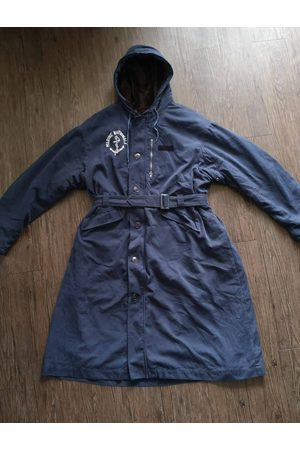 AnciennementModern Circa 80S French Marine Nationale Deck Parka/Made in France Vintage Militaria Classic