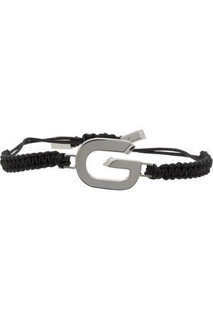 Givenchy Bracelet en corde argenté G Link