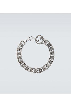 Gucci Bracelet GG en sterling 925