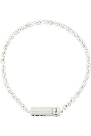 Le Gramme Bracelets - Bracelet à design de chaîne