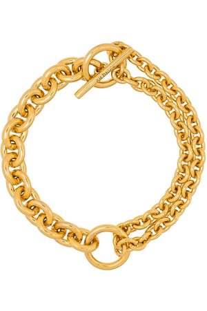All Blues Bracelet en vermeil à détails de chaines