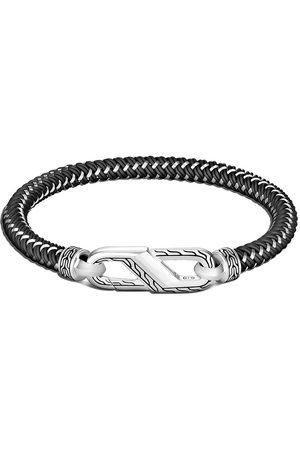 John Hardy Bracelet Classic Chain en à détail de corde