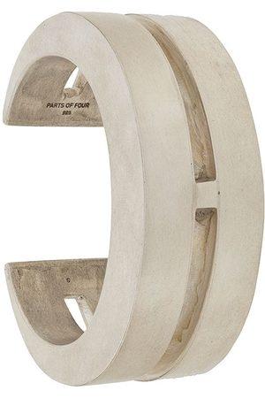 Parts of Four Bracelet manchette Crescent Crevice