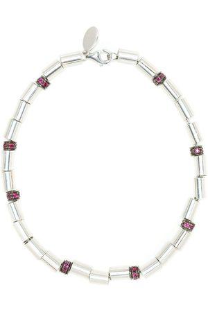 AMIR SLAMA X Julio Okubo bracelet orné de pierres
