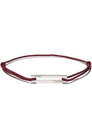 Le Gramme Bracelet 17/10g en cordon