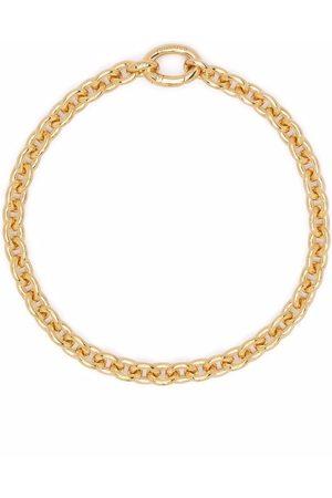 TOM WOOD Bracelet Ada en argent sterling à finitions dorées