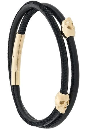 Northskull Bracelet multi-tours à tête de mort