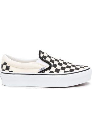 Vans Chaussures de skate à motif damier