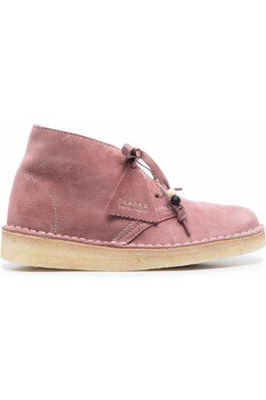 Clarks Femme Bottines - Suede desert boots
