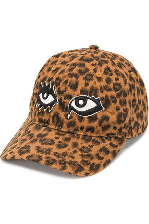 HACULLA Homme Chapeaux - Casquette à imprimé léopard