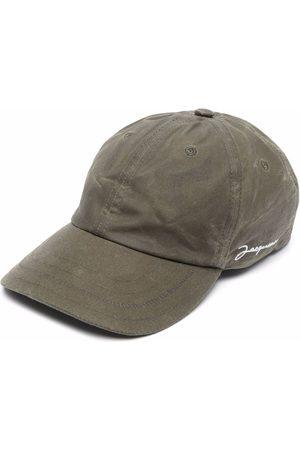 Jacquemus Homme Bonnets - Embroidered-logo baseball cap