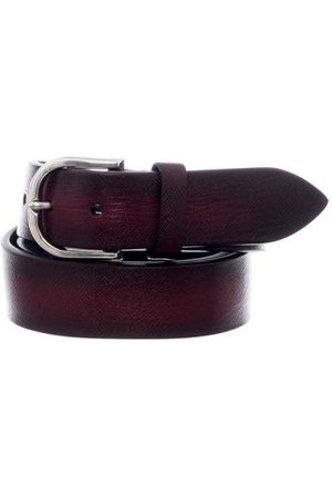 Orciani Saffiano Sports Belt Brun, Homme, Taille: 105 cm