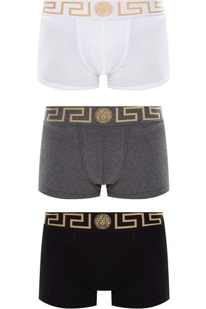 VERSACE Logo boxers 3-pack , Homme, Taille: 6