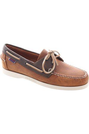 SEBAGO Boat shoe Isernia Brun, Homme, Taille: 41 1/2