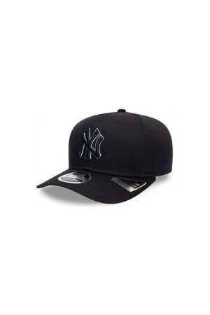 New Era Casquettes - Casquette MLB New York Yankees Team Outline 9FIFTY Stretch Snap