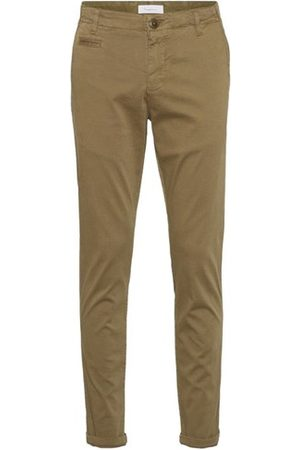 Knowledge Cotton Apparal JOE slim chino pants , Homme, Taille: W33