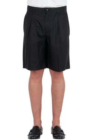 Emporio Armani Bermuda 1 Pince Shorts , Homme, Taille: 46 IT