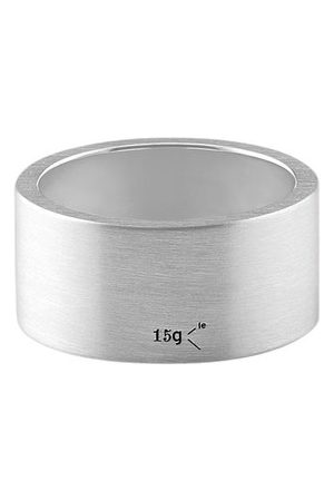 Le Gramme 15 Grammes Ring , unisex, Taille: 63