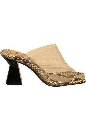 RAS Sandalia 6078 Trippy Cream , Femme, Taille: 39