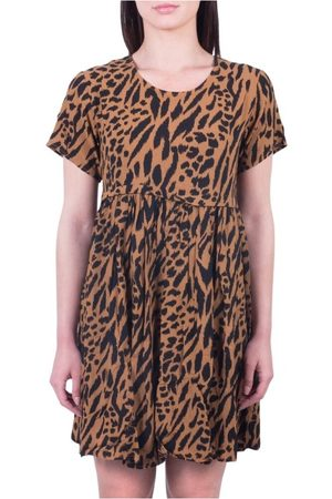 Obey Abito Iggy Brun, Femme, Taille: XS