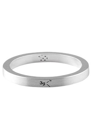 Le Gramme 3 Grammes Ring , unisex, Taille: 58