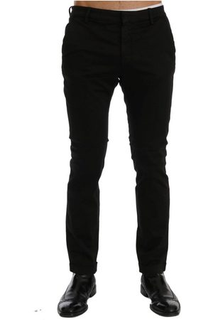 Costume National Slim Fit Cotton Stretch Pants , Homme, Taille: 48 IT