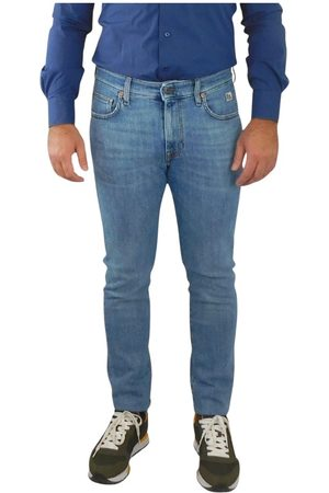 ROŸ ROGER'S 317 Denim Stretch Skinny Jeans , Homme, Taille: W36