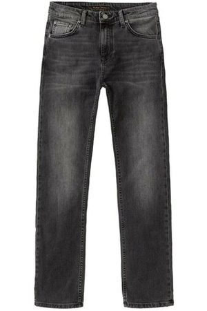 Nudie Jeans Straight sally Midnight Rumble Jean , Femme, Taille: W27