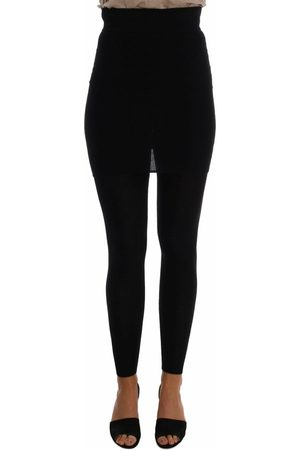 Dolce & Gabbana Cashmere Silk Stretch Tights Stockings , Femme, Taille: 44 IT