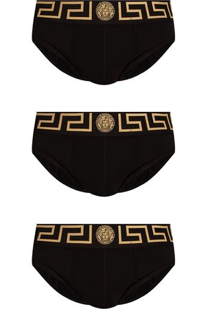 Versace Briefs three-pack with Medusa , Homme, Taille: 4XL