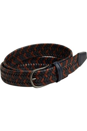 Anderson's Braided belt , Homme, Taille: 85 cm