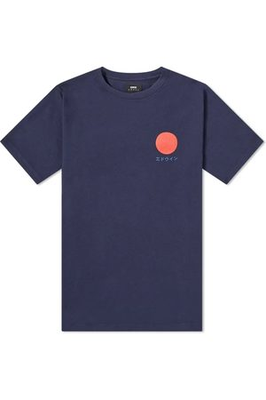 Edwin Femme Manches courtes - Japanese Sun Tee , Femme, Taille: S