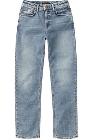 Nudie Jeans Jean Straight Sally , Femme, Taille: W27