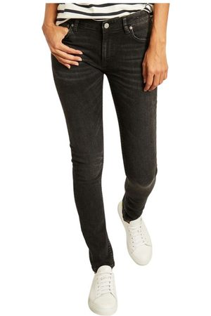Nudie Jeans Skinny Lin jeans , Femme, Taille: W25