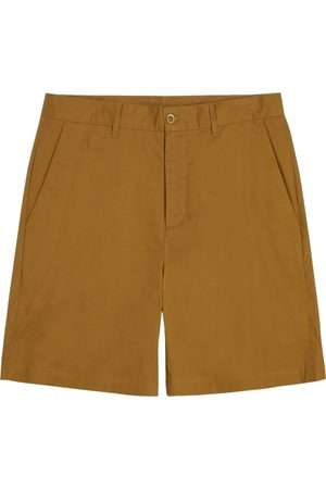 Fred Perry Classic Twill Shorts Brun, Femme, Taille: W34