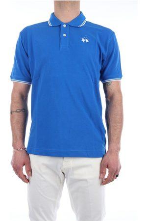 LA MARTINA Bpmp02-Pk031 Short sleeve polo , Homme, Taille: 2XL