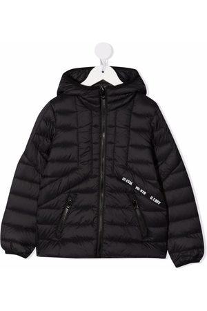Diesel Kids Garçon Vestes - Jdwain hooded puffer jacket