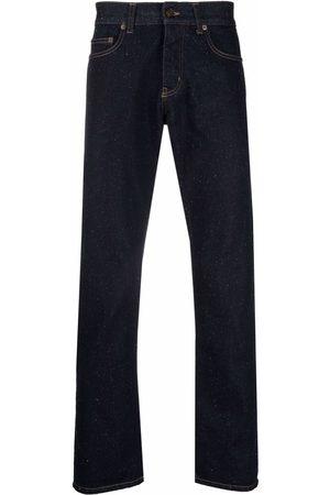 Saint Laurent Homme Coupe droite - Straight-leg denim jeans