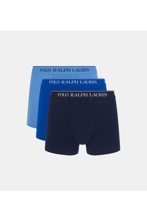 Polo Ralph Lauren Lot de 3 boxers signature coton stretch