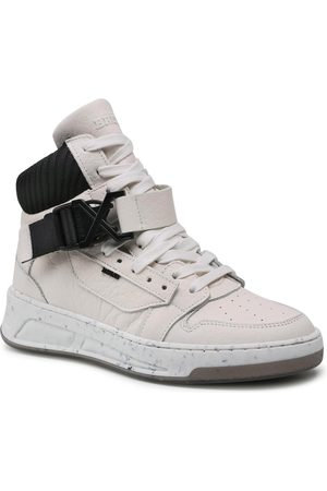 Bronx Sneakers - 47353-G Off White 05