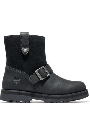 Timberland Fille Chaussures de randonnée - Botte D'hiver Courma Kid Zippée Pour Enfant En